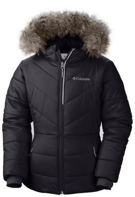 jackets for girls girlsu0027 katelyn crest™ jacket - black - 1561851girlsu0027 katelyn crest™ jacket  ... CDMKMRT