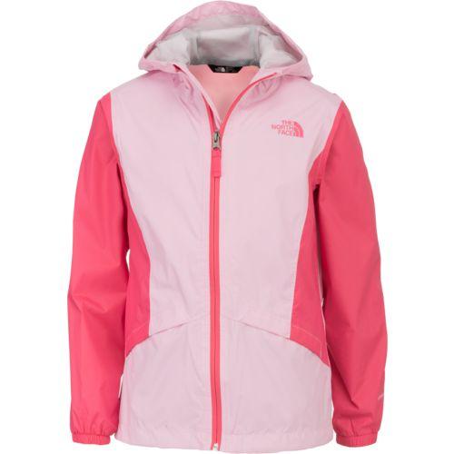 jackets for girls the north face girlsu0027 zipline rain jacket ROSPHJX