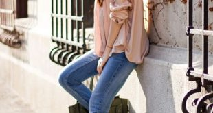 jeans fashion fashionable spring outfits for young women to try. outfits with jeansjeans  fashionfashion ... VBQTSAE