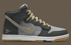 joing the swoosh social club with the nike dunk high cmft PUGPVZY