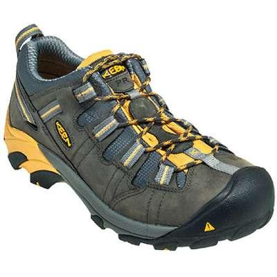 keen shoes for men keen footwear: menu0027s 1009503 yellow detriot low shoe SZHVUVK