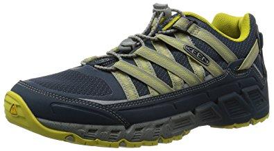 keen shoes for men keen menu0027s versatrail shoe, midnight navy/warm olive, ... ODSPZIQ