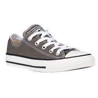 kids converse shoes converse all star ox - boysu0027 preschool - grey / white RTMTUKL