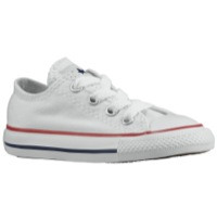kids converse shoes converse all star ox - boysu0027 toddler - white / red MJNVBGY