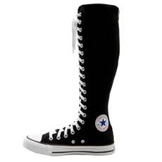 Knee High Converse converse chuck taylor xx hiu0027 knee high sneaker DIHTCQM