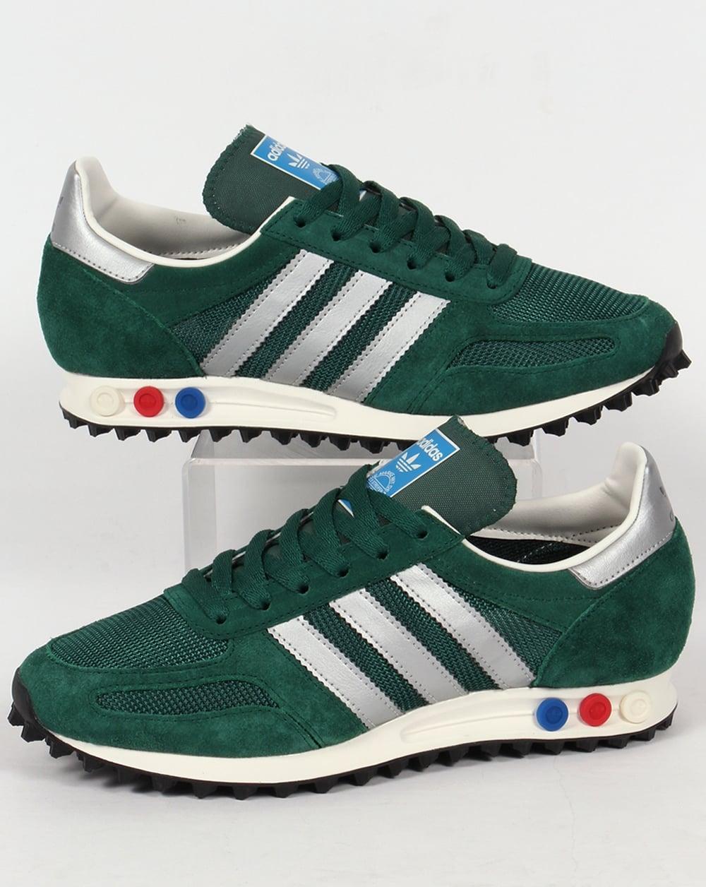 la trainer adidas adidas la trainer og trainers green TLCSYAQ