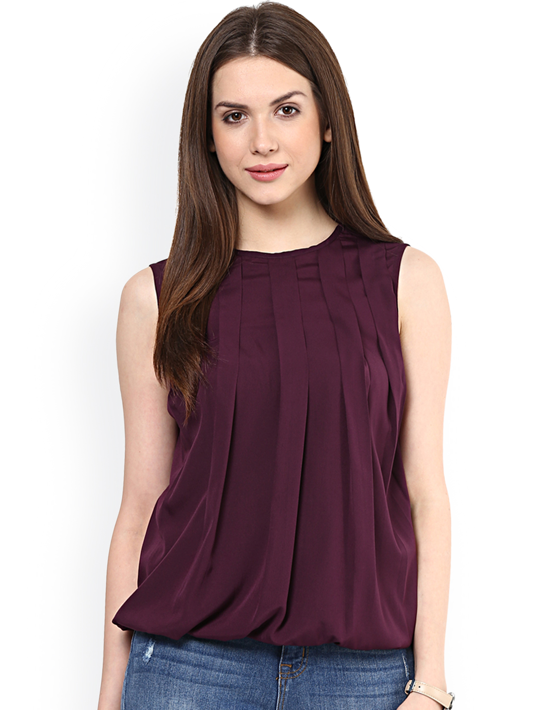 Fill your wardrobe with Latest trends in ladies tops