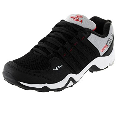 lancer shoes lancer menu0027s sport shoes (cuba-14blk-red-44) PBLZKSD