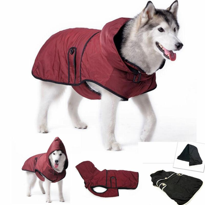 large dog clothes warm winter jacket coat waterproof clothing for big  golden retriever MRWEUJA