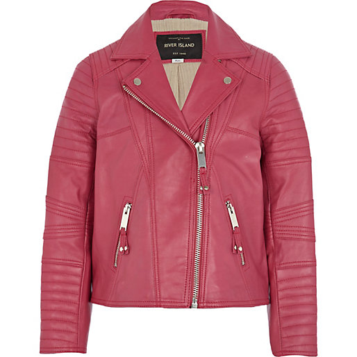 leather jackets for girls RHTEFHT