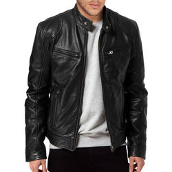 leather jackets men cowhide leather jacket MGGKHYJ