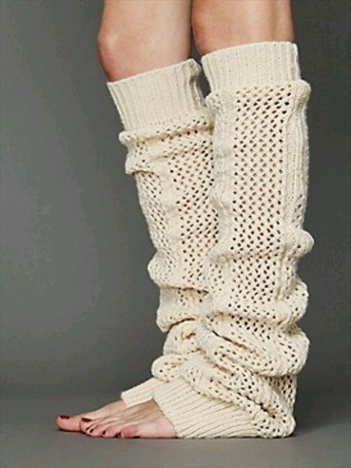 leg warmers 20 diy crochet leg warmer ideas for girls HKCGTVI
