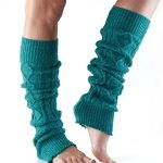 Keeping your legs warm with leg warmers