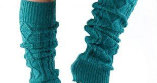 leg warmers knee high ZWCSQQP