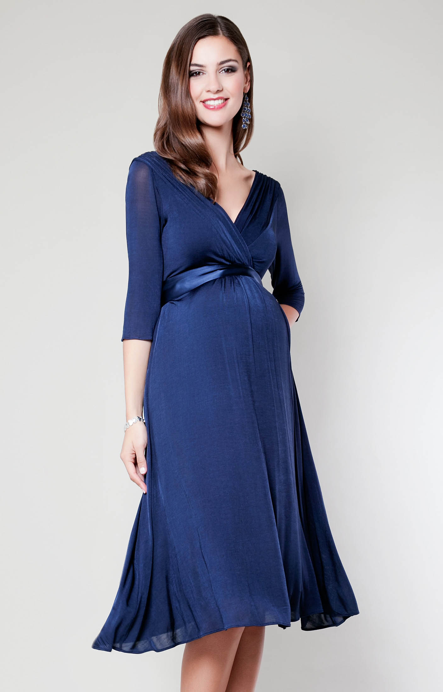 Importance of choosing a maternity wear storiestrending maternity wear willow maternity dress midnight blue by tiffany rose qmjdrry ombrellifo Choice Image