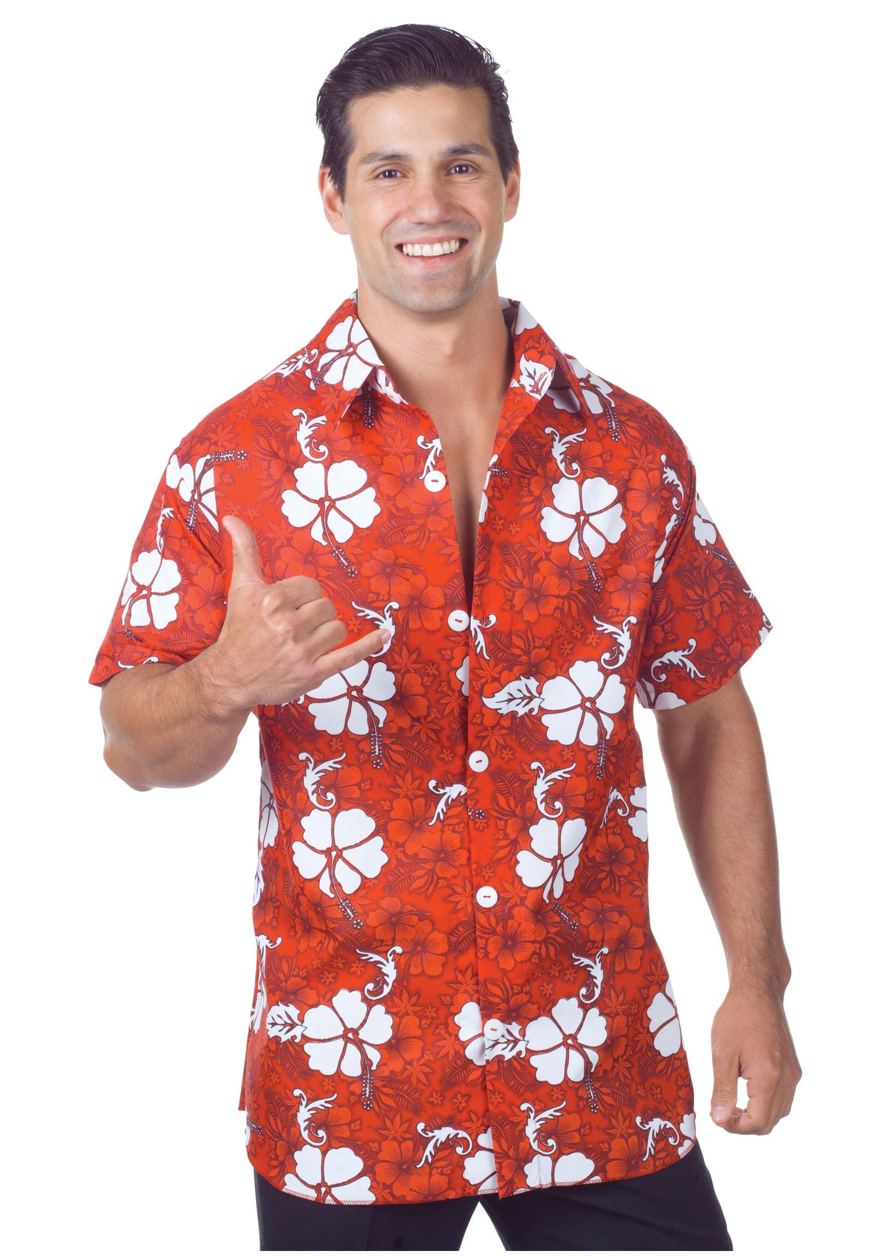 menu0027s plus size hawaiian shirt ZIMEYQL