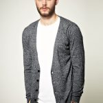 Men's cardigan for your instant warm fix with