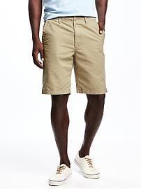 mens chino shorts broken-in khaki shorts for men (10 DWPXXEY