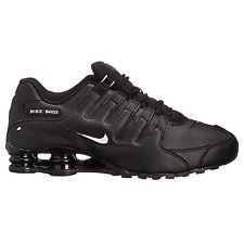 mens nike shox nike mens shox nz eu running shoes black/white all sizes 9 FGIUSFX