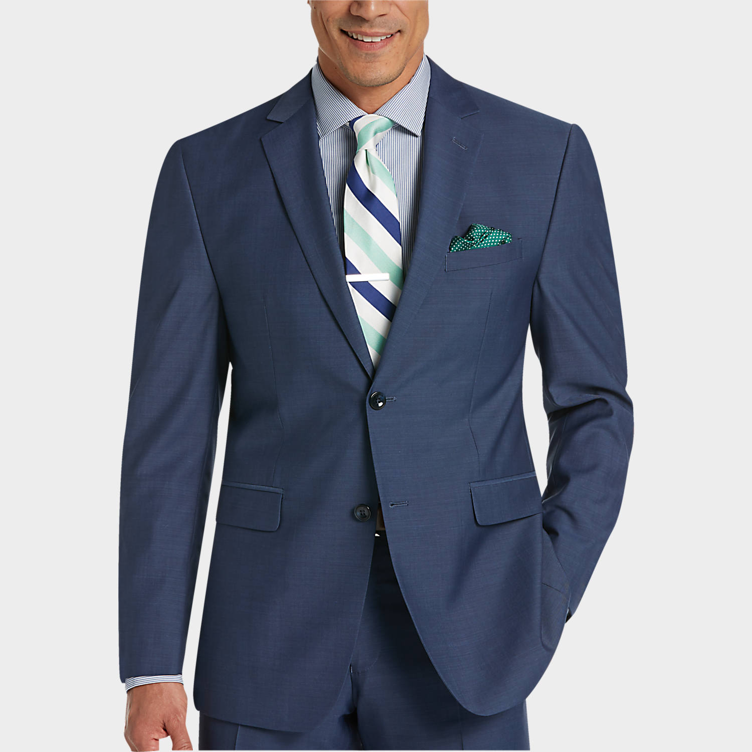 Getting all things right in men's suits