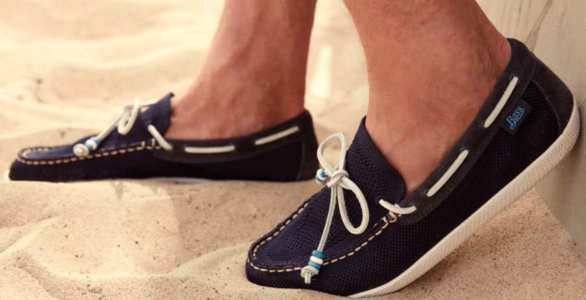 Get that fresh and sporty look this summer with mens summer shoes