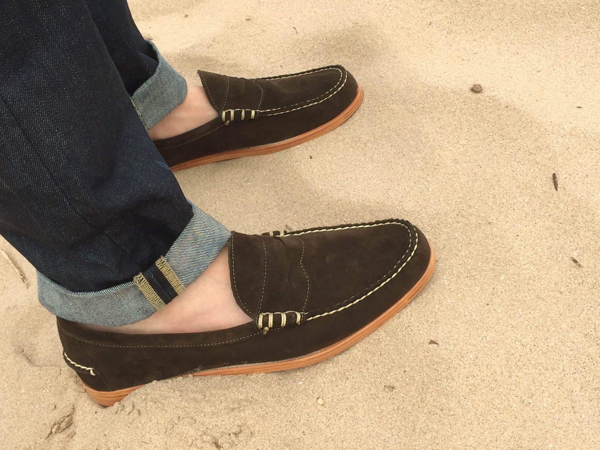 mens summer shoes a great driving moc from allen edmonds WPZHIMR