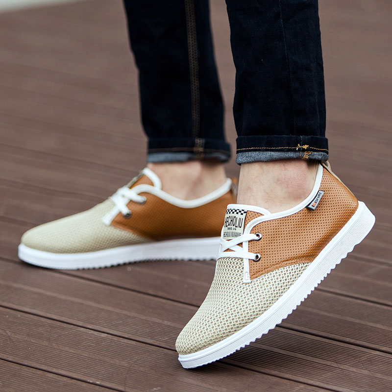 mens summer shoes banmin 2016 hot sale men summer shoes breathable male casual shoes fashion  chaussure GSXWCHD