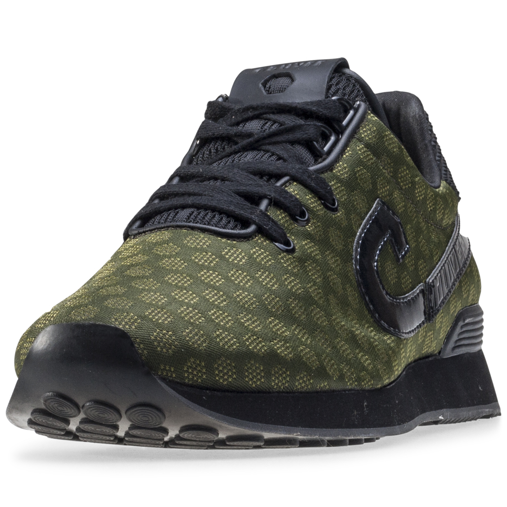 mens trainers image is loading cruyff-trophy-rapid-v2-316-mens-trainers-green- PQIMYKK