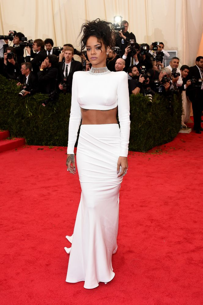 met gala 2014 red carpet: see all the glamorous dresses (photos) - fierce PIUAADA