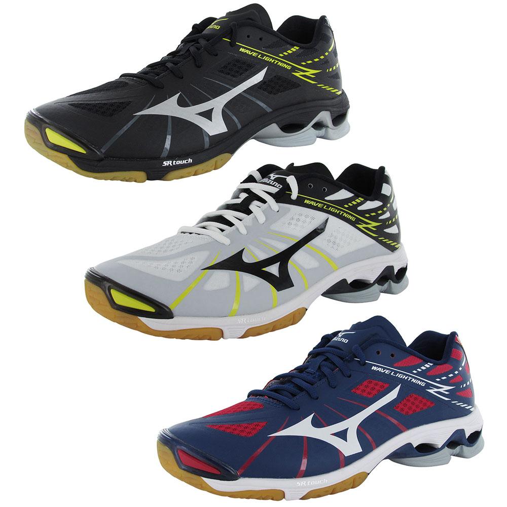 mizuno volleyball mizuno mens u0027wave lightning zu0027 indoor volleyball shoes CZMSOCD