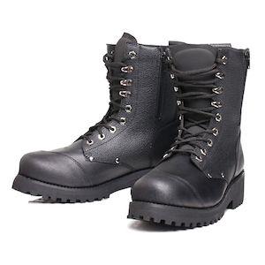 motorcycle riding boots bilt commando womenu0027s boots KDVZVQW