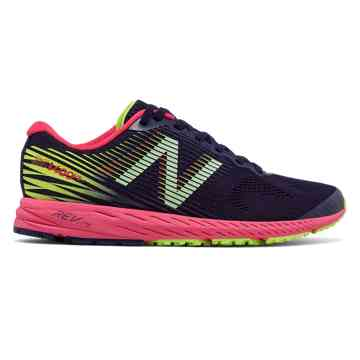 new-balance-1400 new balance new balance 1400v5, dark denim with bright cherry u0026 lime glo DNOXAON