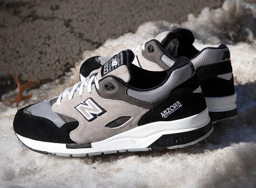 new balance 1600 no new balance sneakers would be complete without the requisite tonal grey  colorway. VIWXRNA