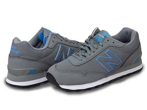 New Balance 515 new balance: 515 classics grey / blue AEOBCFR