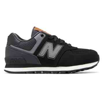 New Balance 574 Black new balance 574 new balance, black with white HBMCRKB