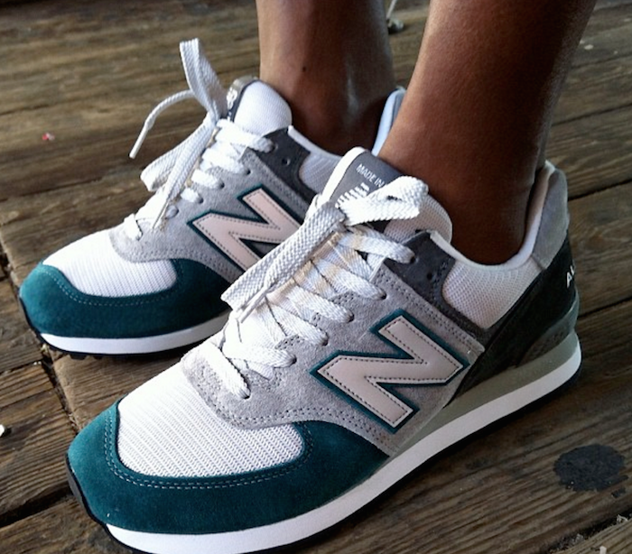 New Balance 574 new-balance-574-custom-heather-greys KQNSOIB