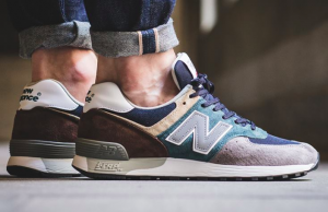 New Balance 576 autumn tones on the latest new balance 576 YVTGROI
