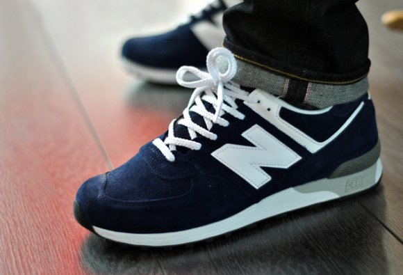 New Balance 576 new balance 576 u0027made in uku0027 suede pack CMNQVLP