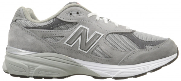 new-balance-990 ... new balance 990 v3 men grey with white ... XUJDAXN