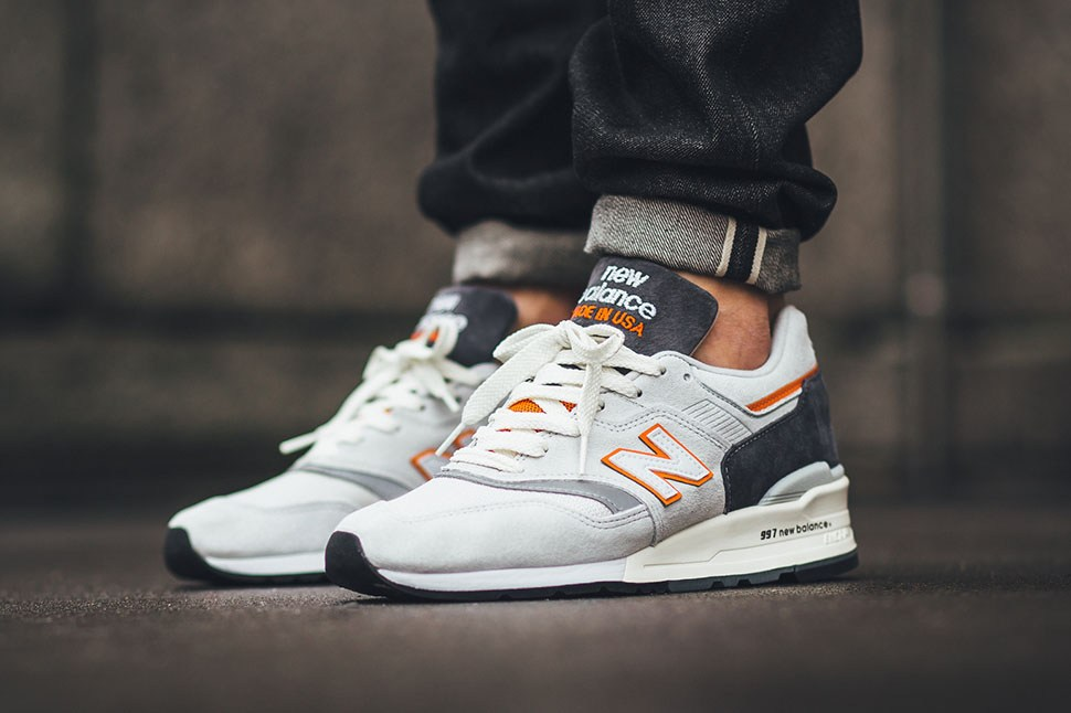 New balance 997 –  Comes With Perfection