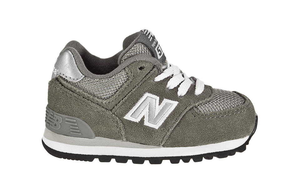 newest collection 62410 5330f baby new balance tennis shoes