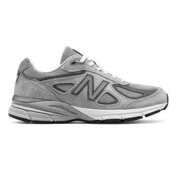 new balance shoes for women new balance new balance 990v4, grey with castlerock RDEVVDY