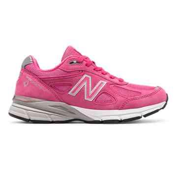 new balance shoes for women new balance pink ribbon 990v4, komen pink NFOUNXF