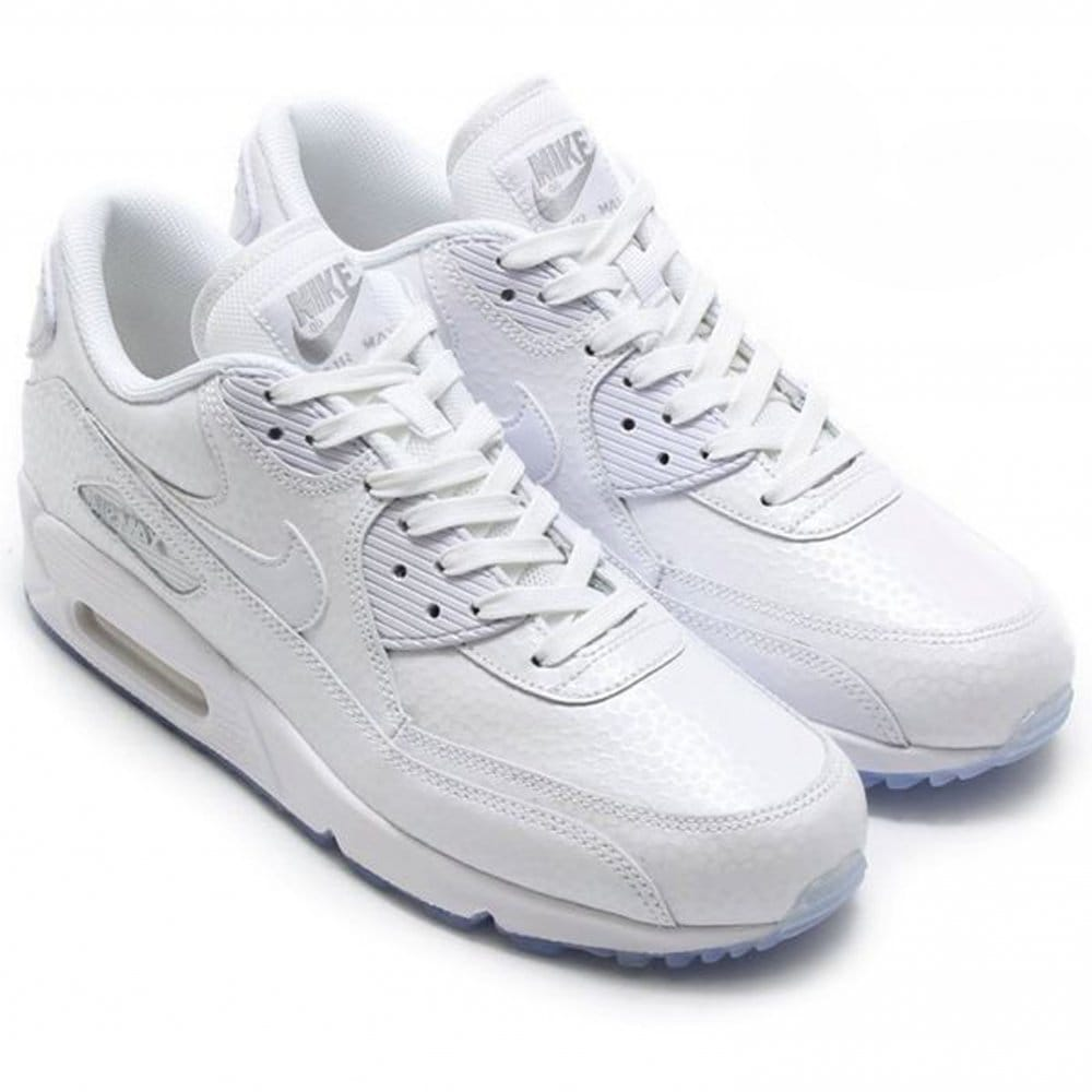 nike air max 90 womens white