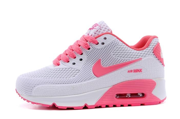Nike Air Max Kids ... nike air max 90 kpu tpu for kids shoes pink white online ... VYSNHYS