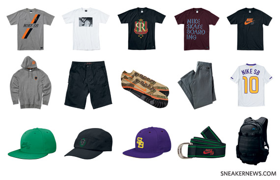 nike apparel the last set of nike sb apparel ... RTEGJZN