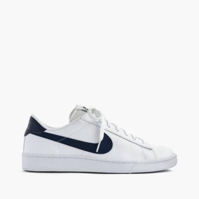 nike classics nikeu0026reg; tennis classic sneakers in white QPQAQZO