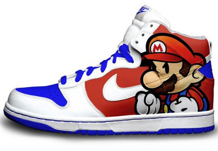 nike custom remember back in the day when i would post all kinds of custom painted BZYYYBR