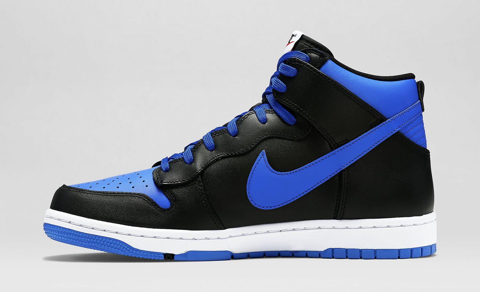 nike dunk cmft color: lyon blue/black style #: 705434-400. price: $100 NVNFORD