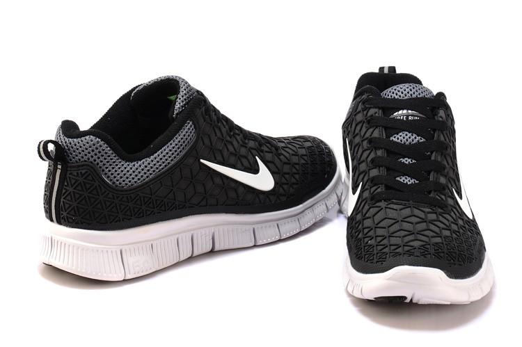 Nike free 6.0 ... nike free 6.0 spiderman kangaroo leather mens black running shoes ... BKHXMNG
